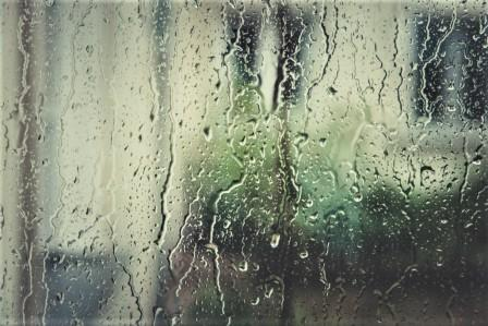 what causes high humidity in a house - moisture on the window glass