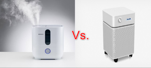 Humidifier Vs Air Purifier Which One Offers The Best