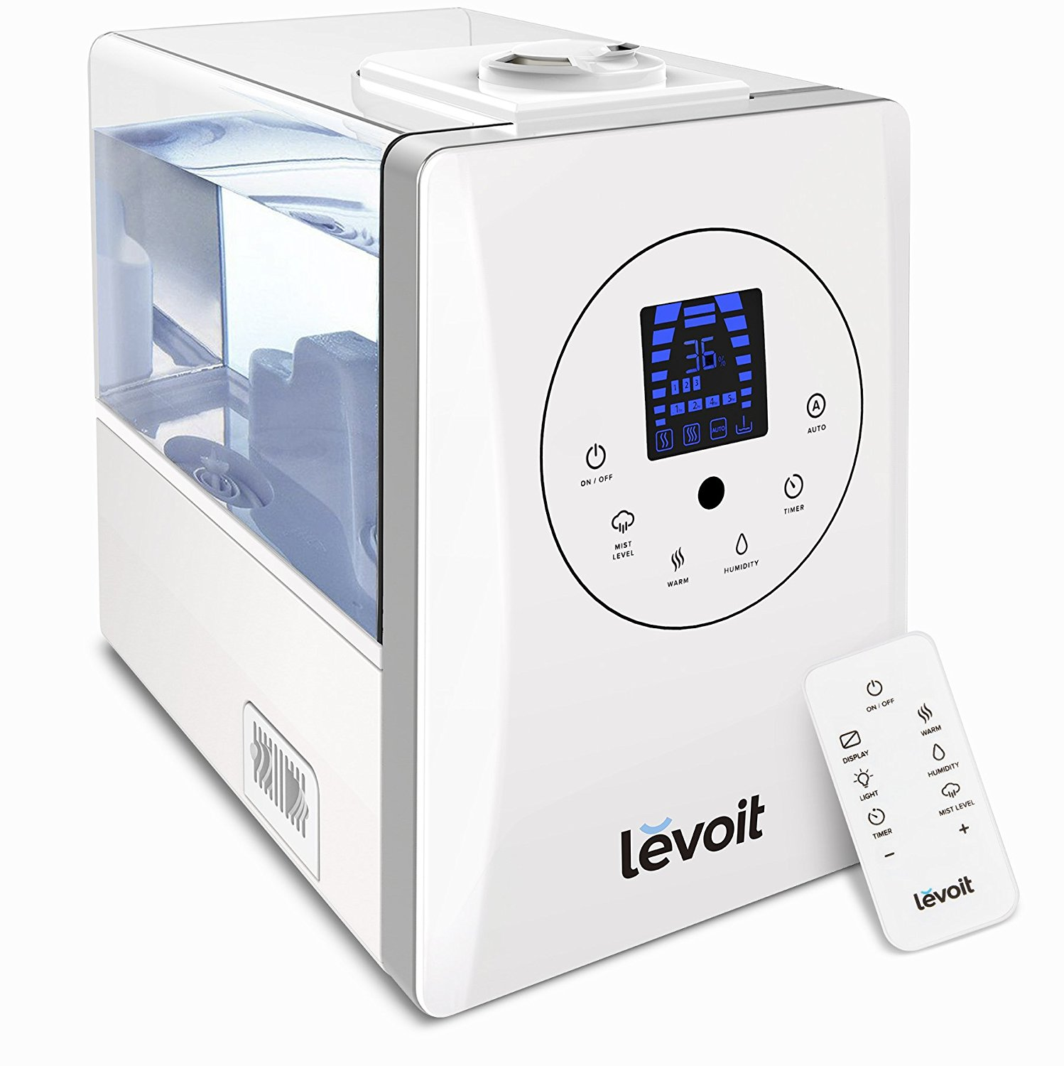Levoit 6l humidifier -best humidifier for condo