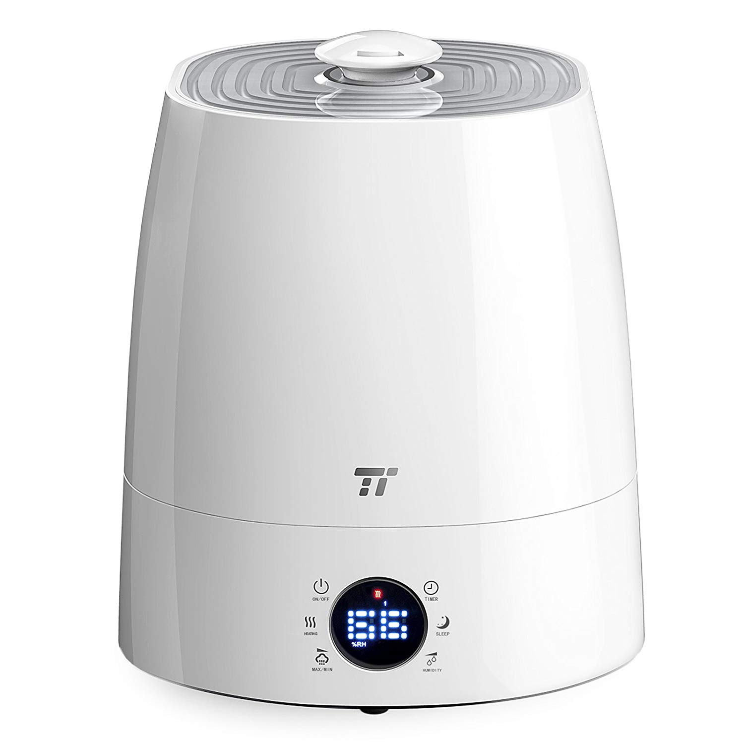 best humidifier for colorado - taotronics warm and cool mist humidifier