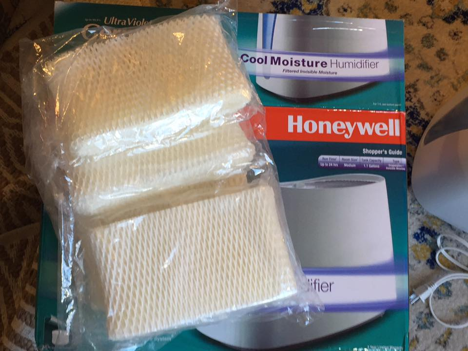 honeywell hcm 350 humidifier review - honeywell filter