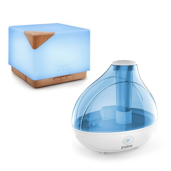 diffuser vs humidiifer