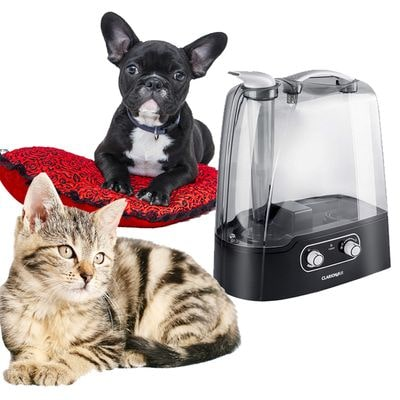 are humidifiers safe for pets