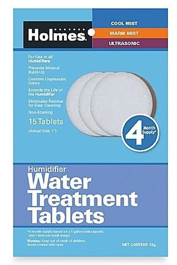 Holmes Humidifier Water Treatment Tablets