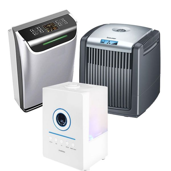 humidifiers with air cleaner