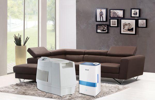 evaporative vs ultrasonic humidiifier