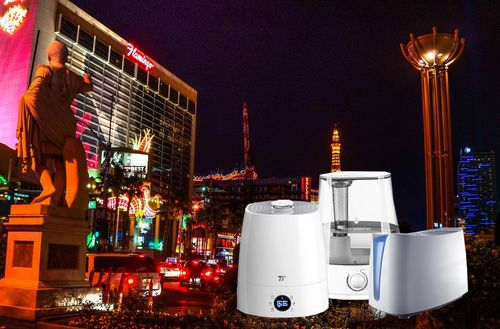 top 3 best humidifiers for las vegas