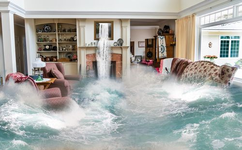 I Have Water Flooding in my room! What To Do?