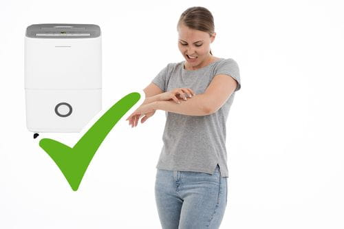 dehumidifiers alleviate allergies and asthma