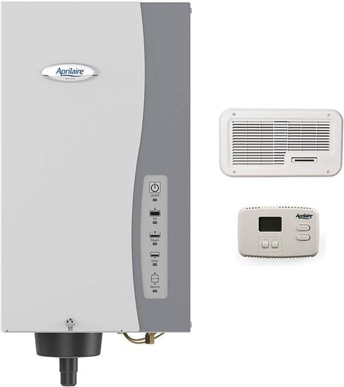 cost of whole home humidifier