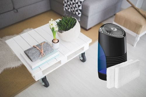 How to make humidifier filter last longer