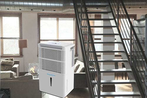 Is it Safe to Leave Dehumidifier On In The Basement?