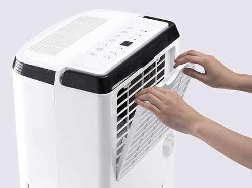 Maintaining your dehumidifier