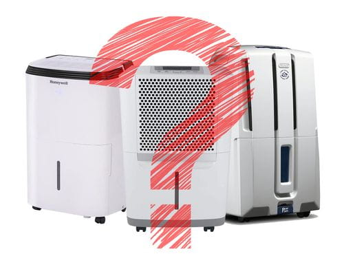 What Dehumidifier Size Should I Use?