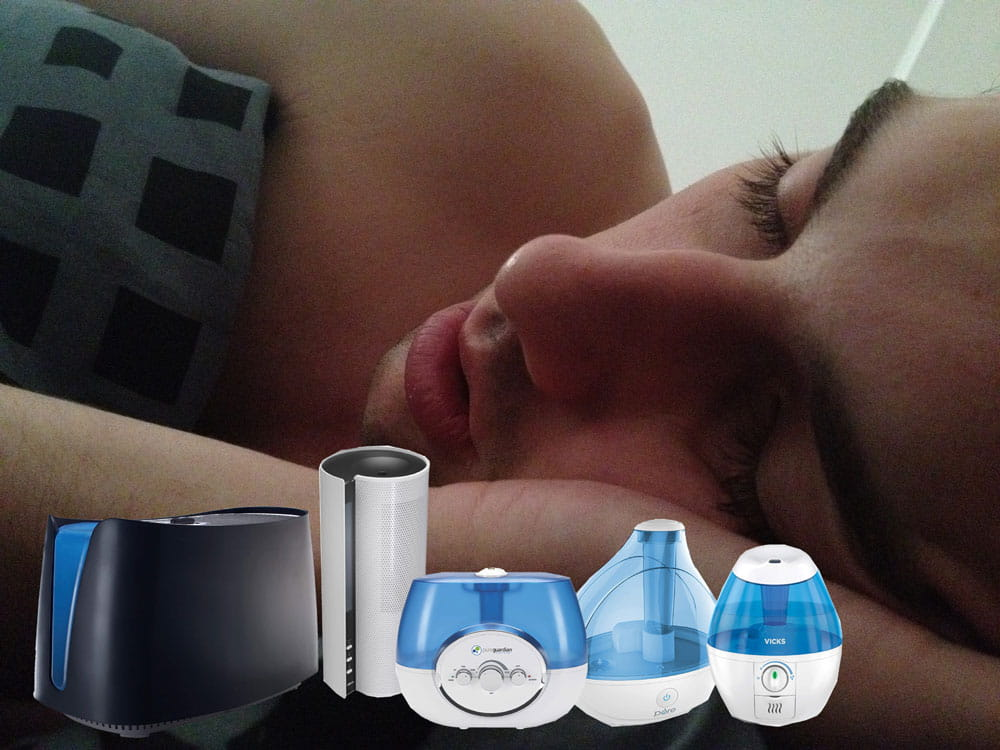 best-humidifier-for-snoring